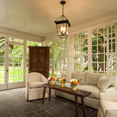 traditional porch by Period Architecture Ltd.