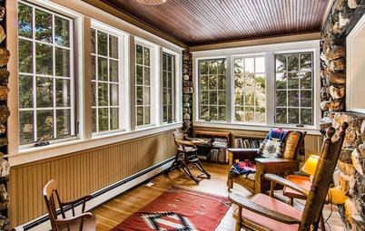 Room of the Day: A Colorado Porch for Year-Round Enjoyment