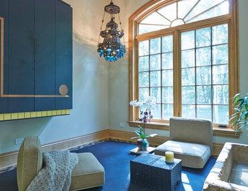 Riverwoods Residence Sunroom