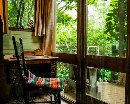 kleiner asiatischer wintergarten ideen bilder design. Black Bedroom Furniture Sets. Home Design Ideas