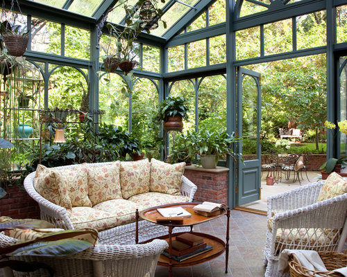 Garden Room Conservatory Home Design Ideas Pictures