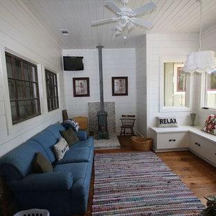 Rustic home - Sunroom