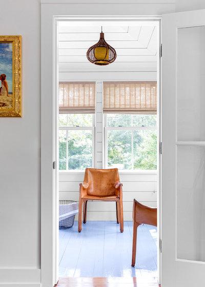 Beach Style Sunroom by LDa Architecture & Interiors