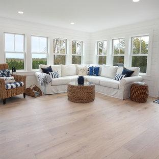 Sandy Neck New Home Build | Sawyer Mason Wide Plank Oak Bluffs