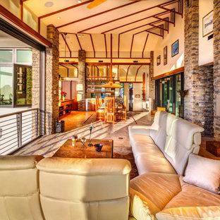 Sarasota Custom Home- Frank Lloyd  Wright Mid-Century Home