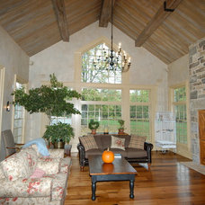 Traditional Sunroom by Miana Properties, LLC