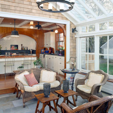 Traditional Sunroom by Baud Builders, Inc.