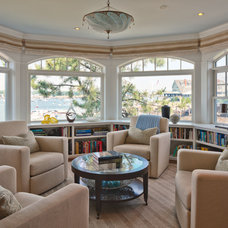 Traditional Sunroom by Siemasko + Verbridge