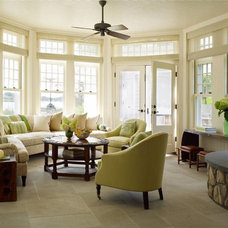 Beach Style Sunroom by Austin Patterson Disston Architects
