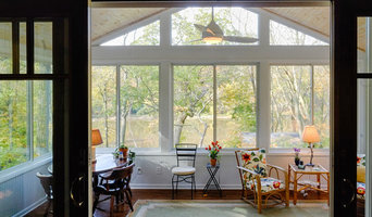 Siioto River Sunroom