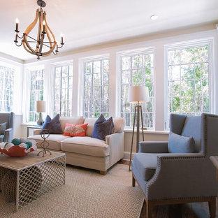 Sitting Purdy Beach House-Sitting Room