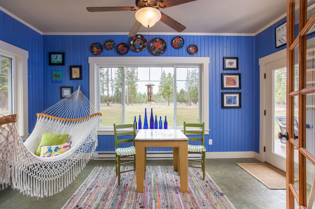 Eclectic Conservatory by Lindsay Goudreau