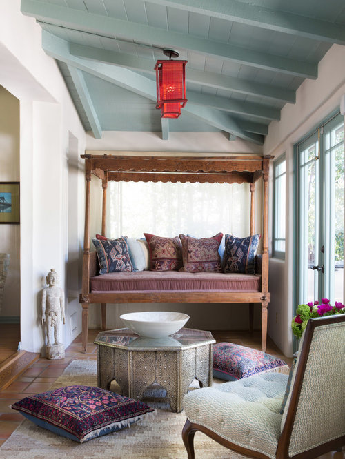 Painted Ceiling Mural Ideas, Pictures, Remodel and Decor
