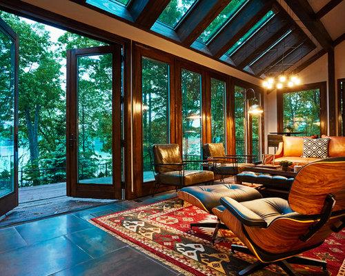 Foto e Idee per Verande - veranda moderna