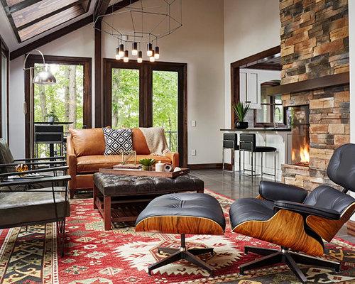 moderner wintergarten mit kaminsims aus stein ideen. Black Bedroom Furniture Sets. Home Design Ideas