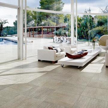 Stone Tile Fixtures