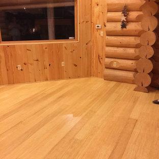 Strand Natural Bamboo Click Lock Flooring