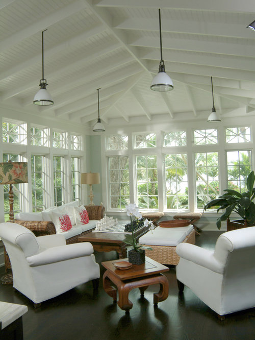 Sunroom Lighting Home Design Ideas Pictures Remodel And