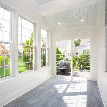 Stunning Sun Room