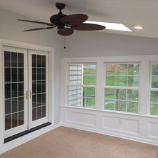 Traditional Sunroom by Home Transformations, LLC
