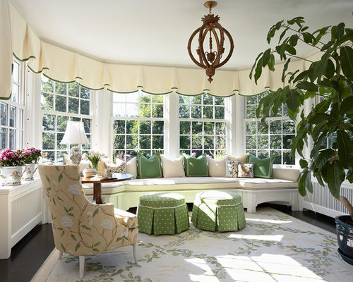 Bay Window Treatment Ideas Ideas, Pictures, Remodel and Decor
