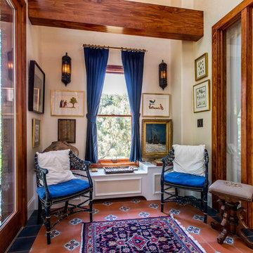 Sun Room, Traditional Home