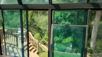 Sunroom & Skylight Window Cleaning in Lake Orion, MI