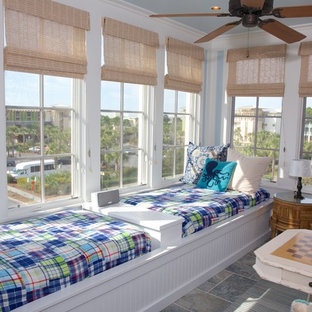 Sunroom in tower