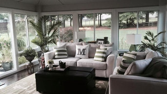 Sunroom interiors