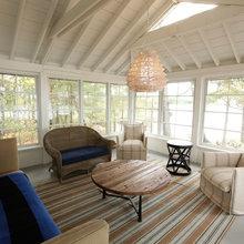 lakehouse porch