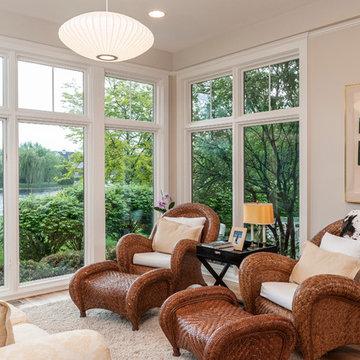 Sunroom/Sitting Room