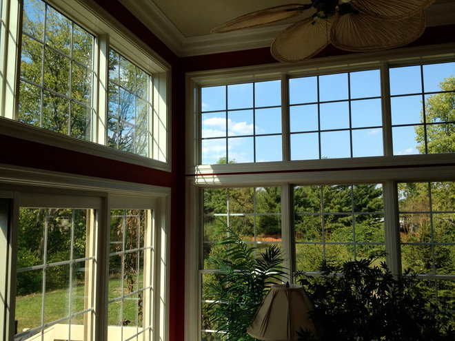 Transitional Sunroom by SolarTex, Inc.