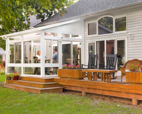 Planter Boxes Sunroom Design Ideas Renovations amp Photos