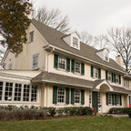 Screened Porch Traditional Sunroom Chicago By