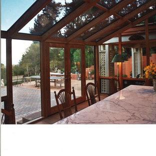 System 9 Wood Interior Sunrooms