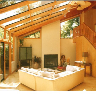 System 9 Wood Interior Sunrooms