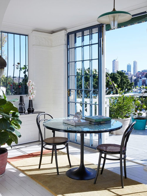 Eclectic Sunroom Sydney SaveEmail