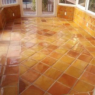 Terracotta Tile Restoration
