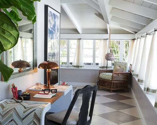 Eclectic Sunroom Tampa SaveEmail