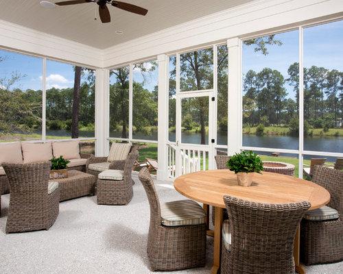 Best Screen Porch Furniture Design IdeasRemodel PicturesHouzz