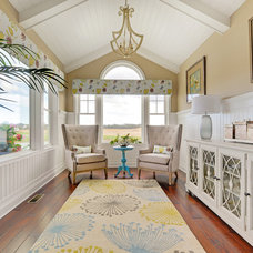 Traditional Sunroom by Schell Brothers