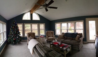 Three-Season Sunroom Addition