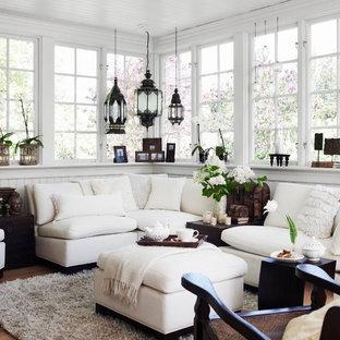 Tillbyggnad och inredning av villa i Nationalromantisk stil