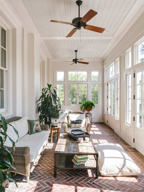 Traditional Sunroom Ideas Design Photos Houzz
