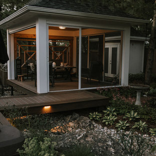 Transitional Outdoor Living