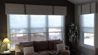 Transitional Strongsville Sunroom