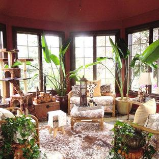 Tropical Sunroom