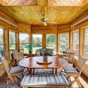 Upscale, Traditional, Pheasant Ridge Home