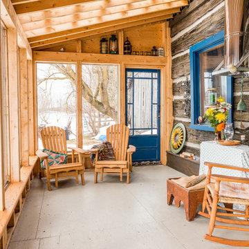 Vankleek Hill Heritage Log Home