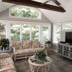 Banbury Traditional Sunroom Baltimore By Vincent